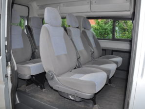 Viac miestne vozidlá vás doručia bezpečne kam koľvek budete chcieť.